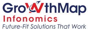 GrowthMap Infonomics Logo